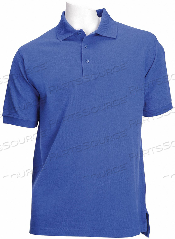 D4693 PROFESSIONAL POLO ACADEMY BLUE 2XL by 5.11 Tactical