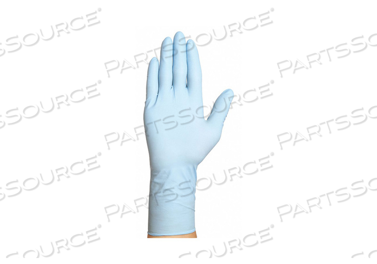J4870 DISPOSABLE GLOVES NITRILE M PK50 by Condor