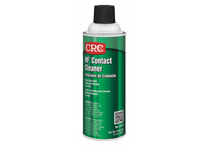 CONTACT CLEANER 11 OZ. AEROSOL CAN by CRC Industries