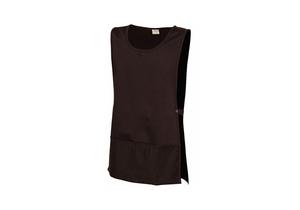 UNISEX APRON COBBLER L BLACK by Fashion Seal