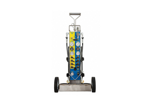 AIR CYLINDER CART 2 CYLINDERS 4500 PSI by Air Systems International