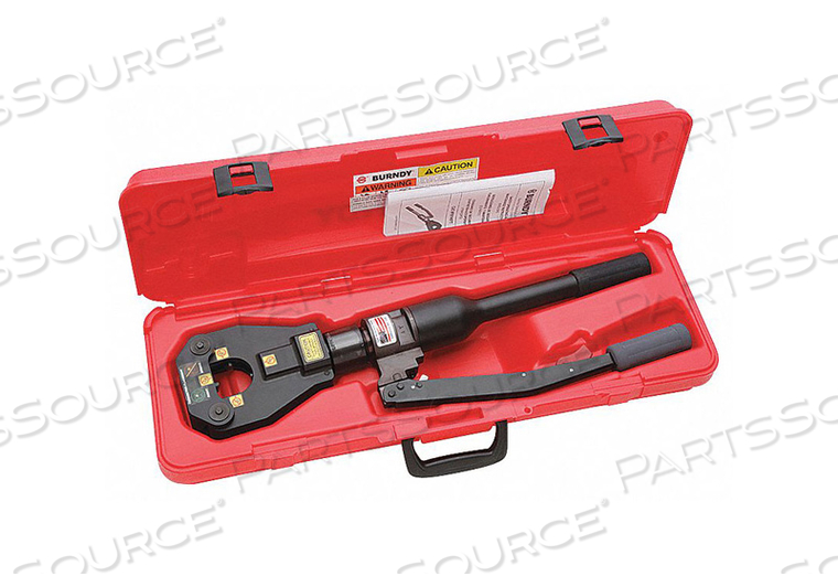 DIELESS HYDRAULIC CRIMPER 25-1/2 L by Burndy