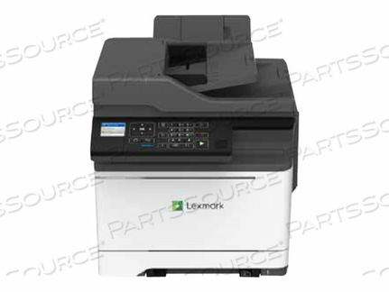 LEXMARK MC2425ADW - MULTIFUNCTION PRINTER - COLOR - LASER - LEGAL (8.5 IN X 14 IN) (ORIGINAL) - UP TO 25 PPM (COPYING) - UP TO 25 PPM (PRINTING) - 250 SHEETS - 33.6 KBPS - USB 2.0, GIGABIT LAN, WI-FI(N), USB 2.0 HOST