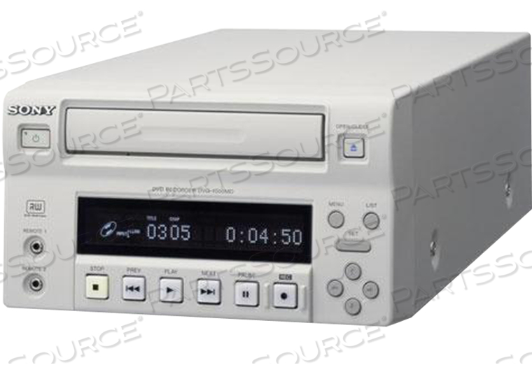 DVD RECORDER INCLUDING CABLE by GE Healthcare