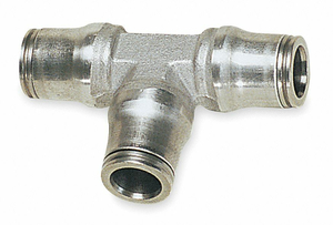 ADAPTER SS 3/8 IN TUBE SZ 290 PSI PK2 by Legris