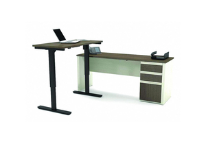 ELECTRIC ADJ. TABLE PRESTIGE + by Bestar