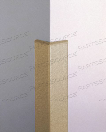 CORNER GRD 3IN.W TAN 0.080IN.T by Pawling Corp
