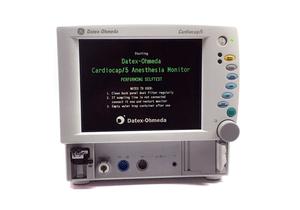 REPAIR - GE HEALTHCARE CARDIOCAP 5 PATIENT MONITOR