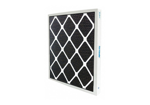 ODOR REMOVAL PLEATED AIR FILTER 12X24X4 by Air Handler