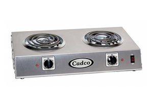 HOT PLATE DOUBLE TUBULAR by Cadco