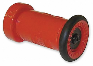 FIRE HOSE NOZZLE 2-1/2 IN. POLYCARBONATE by Moon American