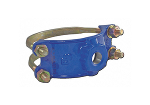 SADDLE CLAMP DOUBLE BALE 1 IN OUTLET by Smith-Blair