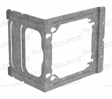 MOUNTING BRACKET STEEL 5-57/64 D X 5 L by Nvent Caddy