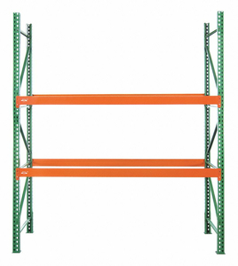 PALLET RACK 6111 LB CAPACITY PER SHELF by Husky Rack & Wire