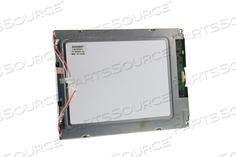 LCD DISPLAY 10.4 VGA CLEAR by GE Medical Systems Information Technology (GEMSIT)