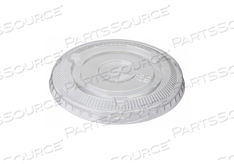 COLD CUP LID PLASTIC 9/12 OZ. PK1000 by Dixie