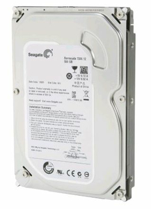 "SEAGATE BARRACUDA ST500DM002 500GB 7200 RPM 16MB CACHE SATA  3.5"" HARD DRIVE by Seagate (Maxtor)"