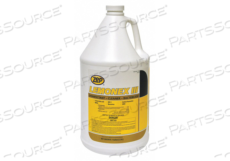 CLEANER/DISINFECTANT 1 GAL. JUG PK4 by Zep