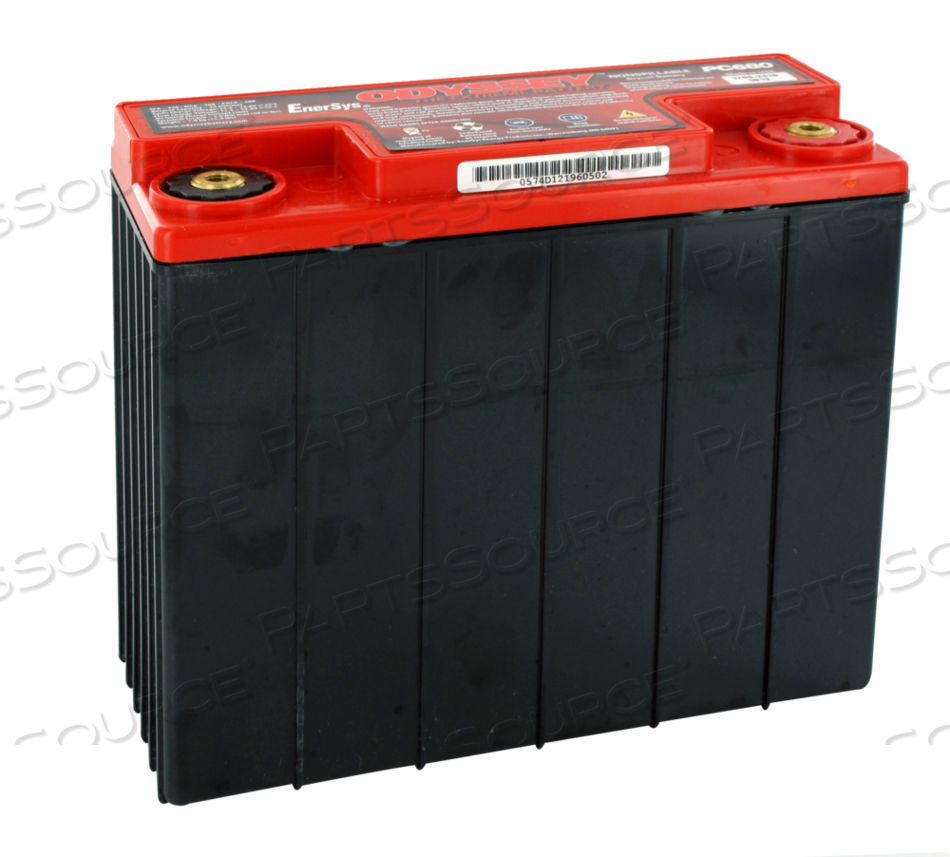 BATTERY, 16 AH, 12 V by ENERSYS