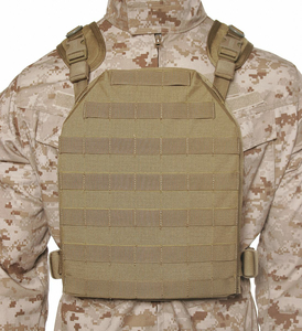 PLATE CARRIER HARNESS COYOTE TAN S/M by Blackhawk
