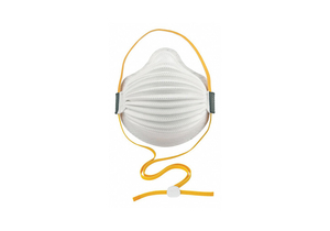DISPOSABLE RESPIRATOR M/L P95 MOLDED PK8 by Moldex