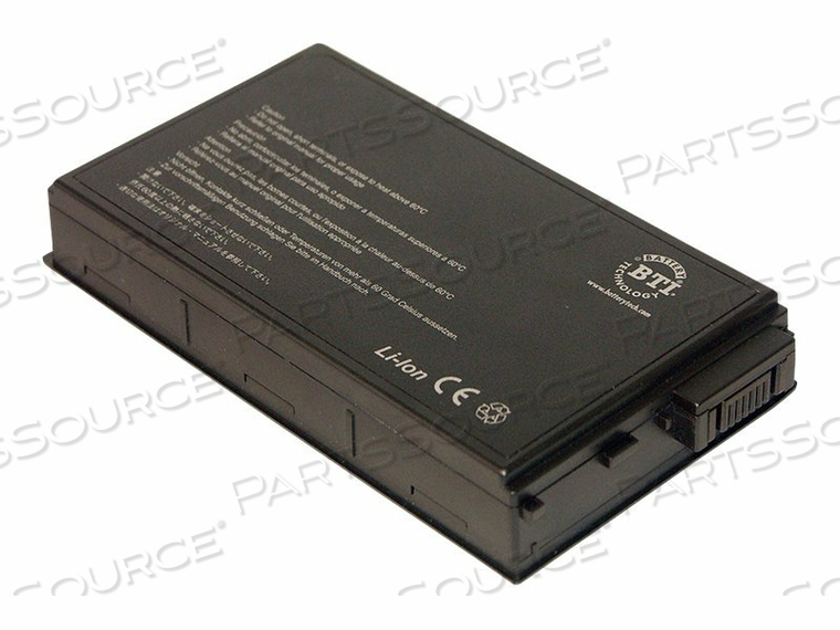 BTI - NOTEBOOK BATTERY - 1 X LITHIUM ION 4400 MAH - FOR GATEWAY 7210, 7320, 7322, 7330, 7405, 7415, 7422, 7426, 7508, 7510, M-520, MX7515