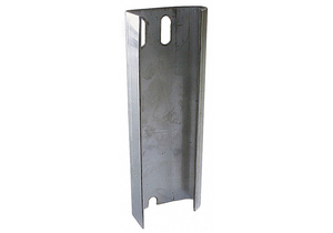 VERTICAL TRACK 9FT. 4IN FOR 10FT DOOR PR by American Garage Door Supply