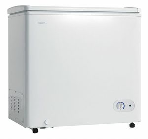 COMPACT CHEST FREEZER 5.5 CU FT. by Danby