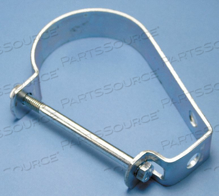 LOOP HANGER 1 1/2 IN ELECTRO-ZINC PLATED by Nvent Caddy