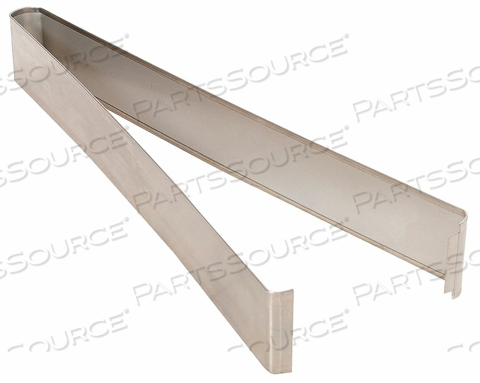 SHOE SS SPLIT 24 W X 3 H by Global Partitions