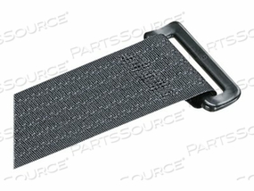 PANDUIT ULTRA-CINCH HOOK & LOOP - CABLE TIE - 1 FT - BLUE (QTY PER PACK: 10) by Panduit