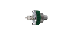OXYGEN CONNECTOR, 1/8 IN CONNECTION, MNPT CONNECTION by Bay Corporation