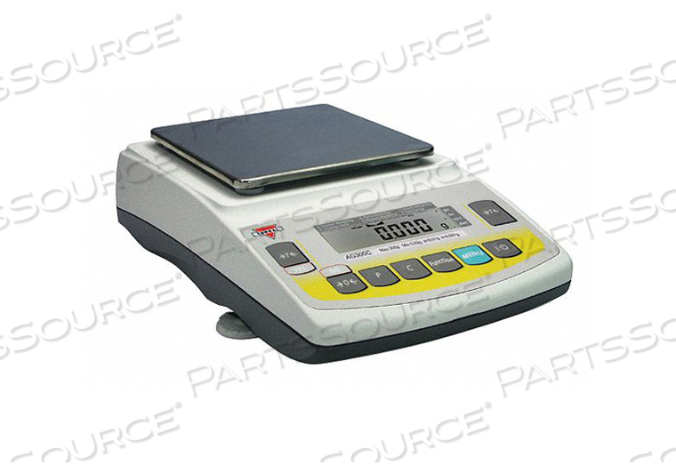 PRECISION BALANCE SCALE 1000G 6-1/2 IN.W by Torbal