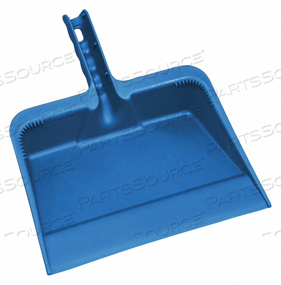 J4745 HAND HELD DUST PAN BLUE POLYETHYLENE by Tough Guy