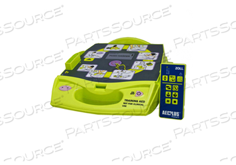 AED PLUS, AED TRAINER2, 12 X 12 X 12 IN, SPANISH by ZOLL Medical Corporation