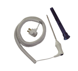 8.9 FT REUSABLE ORAL TEMPERATURE PROBE/WELL KIT by Philips Healthcare