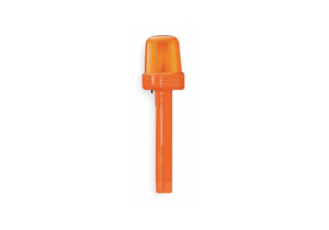 CONE LIGHT YELLOW FLASHING FITS 1AJF3 by Tolco