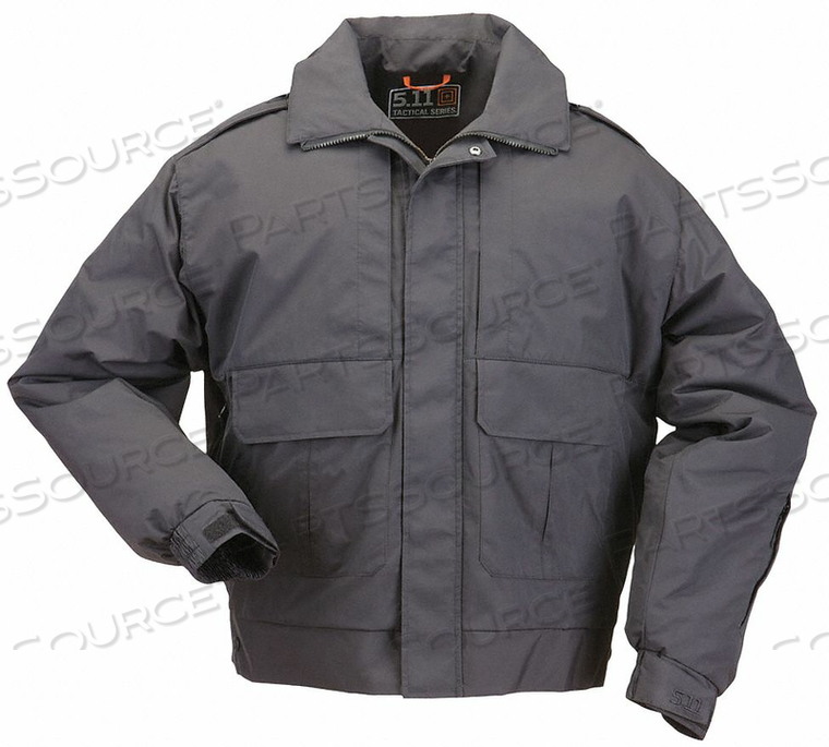 SIGNATURE DUTY JACKET R/XS BLACK by 5.11 Tactical