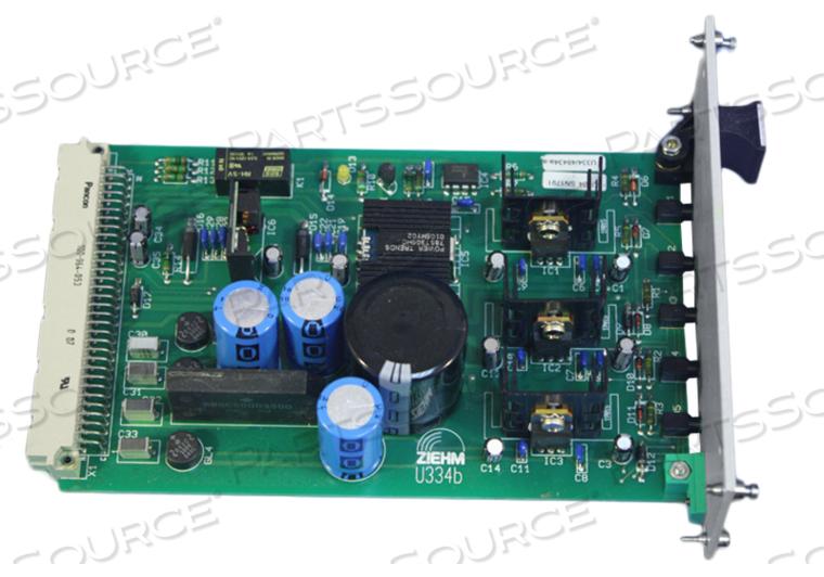 MAIN CPU/DISPLAY CIRCUIT BOARD