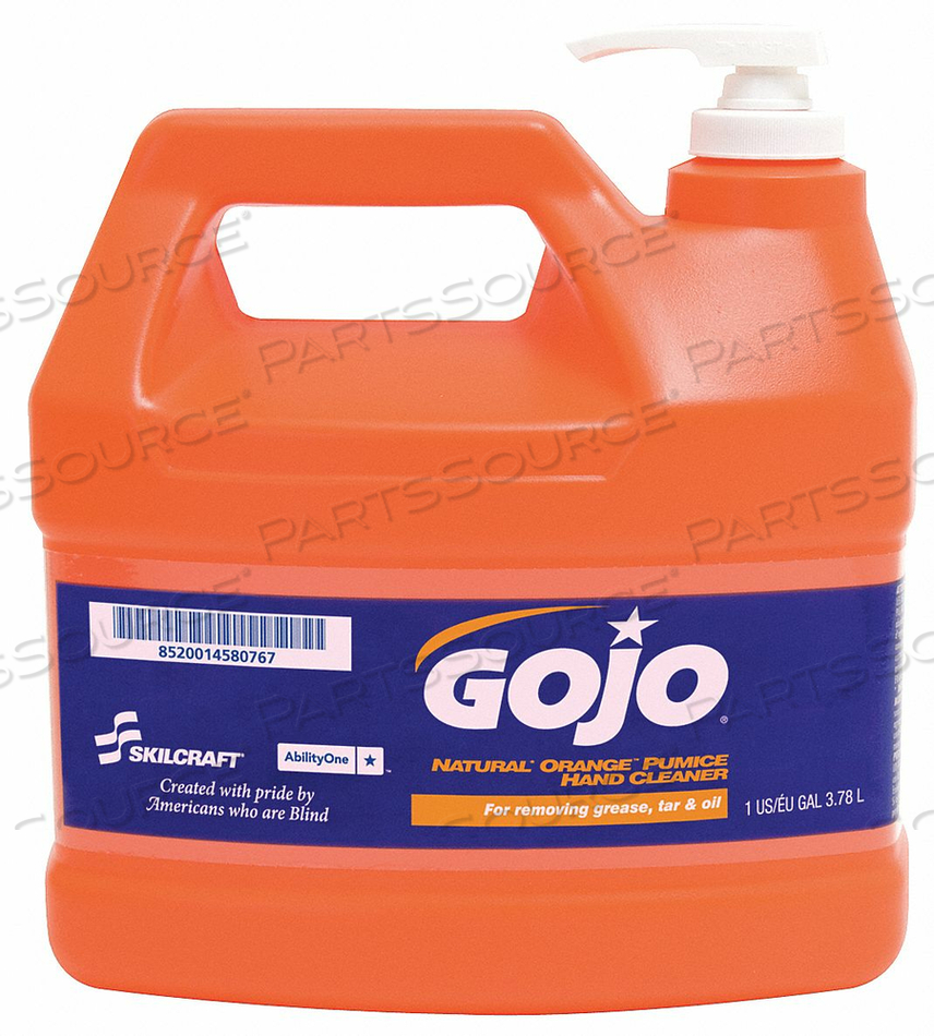 LIQUID HAND CLEANER 1 GAL.CITRUS by Ability One
