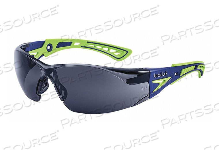 SAFETY GLASSES SMOKE by Bolle Safety