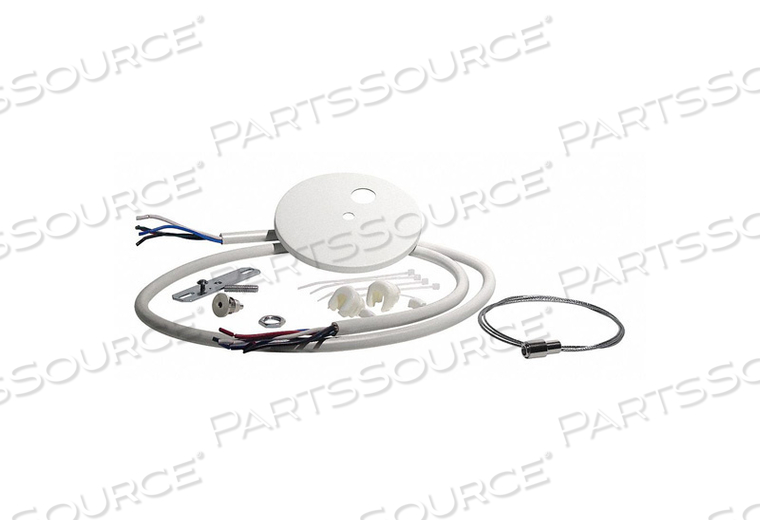 ADJUSTABLE CABLE CORD CANOPY KIT by Cree