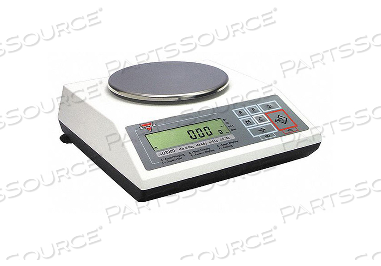 PRECISION BALANCE SCALE 3200G DIGITAL by Torbal