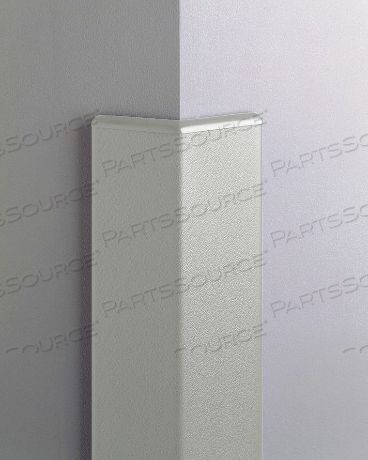 CORNER GRD 96IN.H SILVER GRAY 2 SIDES by Pawling Corp