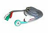 """24"""" 3-LEADWIRE SET by LSI (Life Systems International)"""