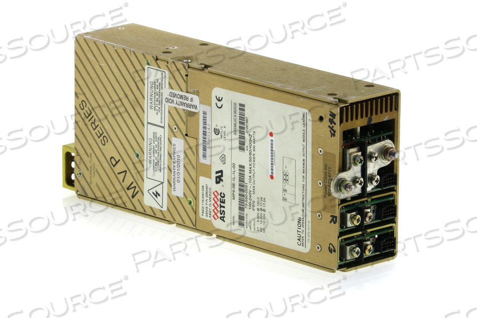 VME CONSOLE POWER SUPPLY ASSEMBLY by GE Healthcare