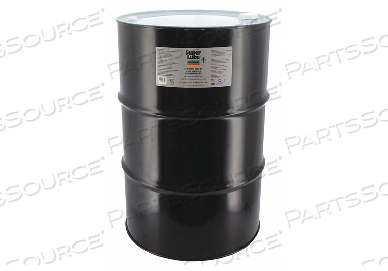 SYNTHETIC GEAR OIL ISO 320 55 GAL. by Super Lube