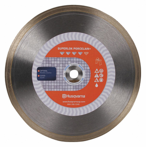 DIAMOND SAW BLADE BLADE DIA 7 IN. by Husqvarna