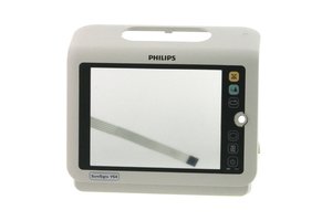 MONITOR FRONT SCREEN BEZEL W/ TOUCHGLASS AND BUTTONS by Philips Healthcare
