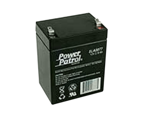BATTERY, SEALED LEAD ACID, 12V, 2.9 AH, FASTON (F1) by Non-Medical